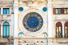 Clock On St Mark's Clocktower ...