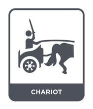 Chariot Icon Vector
