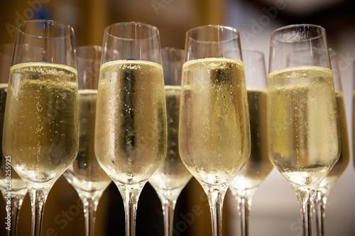 Fényképezés Sparkling wine