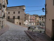 Huesca. Village of Fonz. Aragon. Spain