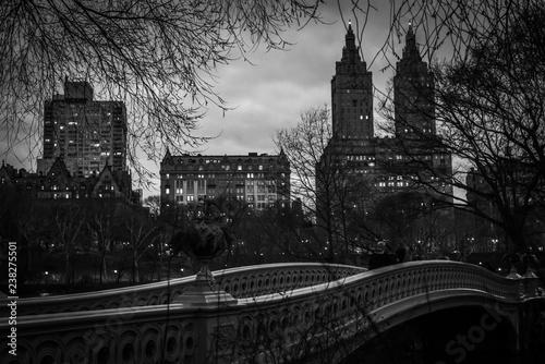 Photo  Bow Bridge
