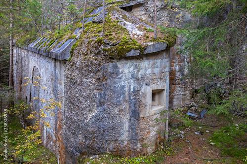 Foto  Ruine der Festung Landro, Südtirol