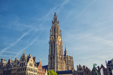 Cathedral Of Our Lady, Antwerp...