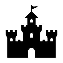 Large Castle Fortress Or Kingd...