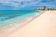 Mullet Bay Beach, Sint Maarten, Caribbean