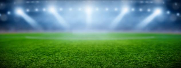lights and stadium