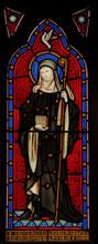 Saint Scholastica,Belmont Abbey