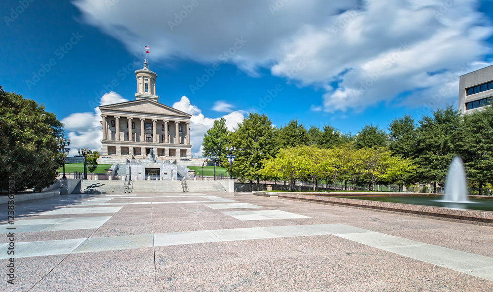 Fototapety, obrazy: Tennessee State Capitol in Nashville