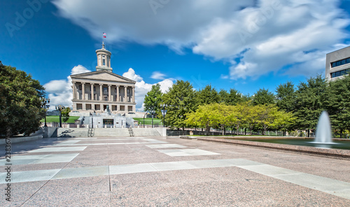 Foto  Tennessee State Capitol in Nashville