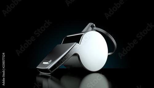 Valokuvatapetti Whistle