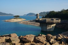 High Island Reservoir, Hong Kong