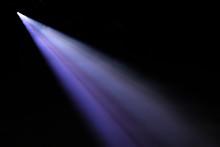 Spot Lumière Spectacle Concert Faisceau Lumineux Bleu Led Scène éclairage éclairer Artiste Musique