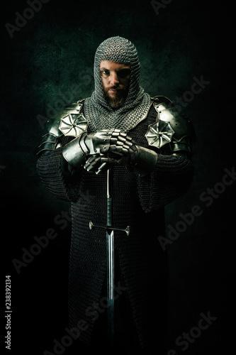 Photo  Portrait of a Templar