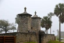 Old City Gate,  St Augustine FL