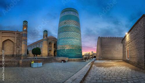 Valokuvatapetti Khiva, Uzbekistan