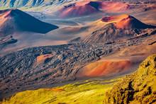 Caldera Craters