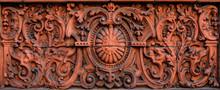 Decorative Facing Stone Carving