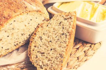 Świeży chleb / freshly baked bread