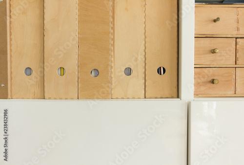 set of wooden ricks Canvas-taulu