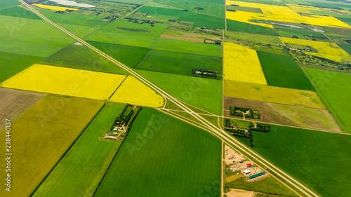 Foto  Saskatchewan Farms