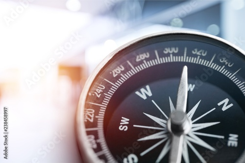 Fotografie, Obraz Compass.
