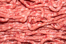 Background Of Raw Minced Meat....