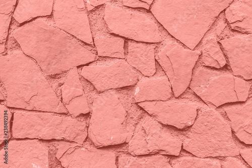 Fototapeta texture of a big color stone