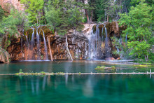 Hanging Lake, Colorado State, USA