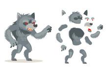 Wolf Werewolf Monster Fantasy ...