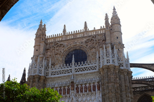 Fotografía  Seville Cathedral, Spain