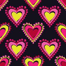Seamless Pattern With Decorati...