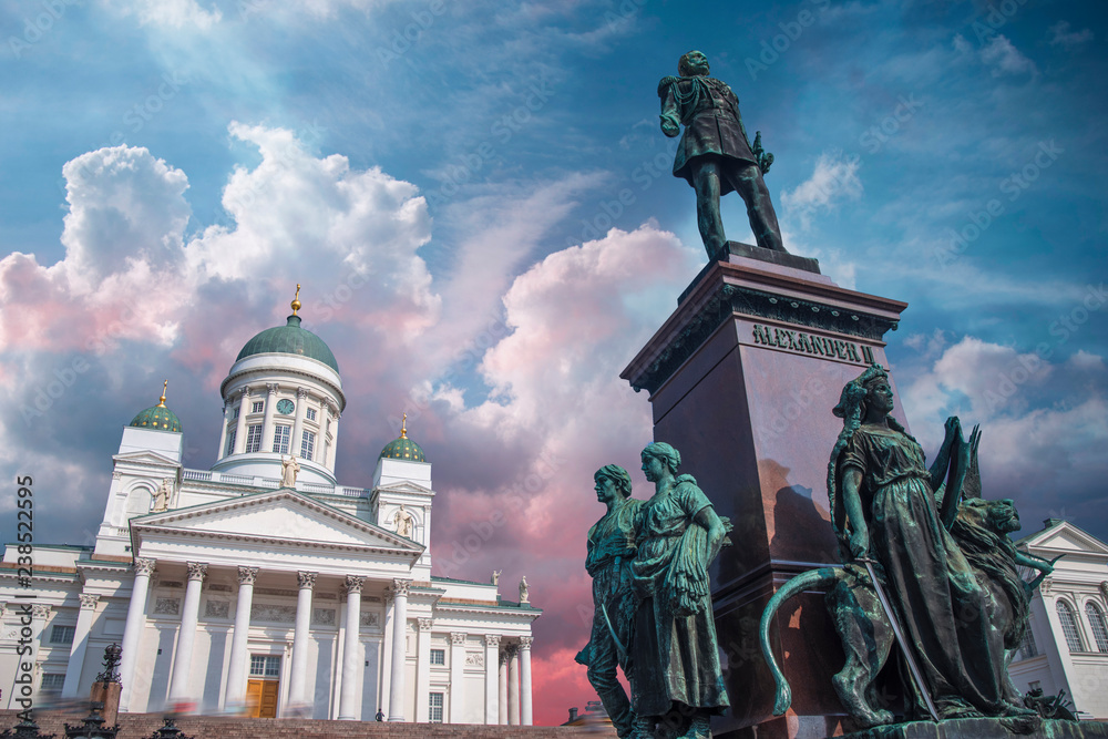 Fototapety, obrazy: Senate Square