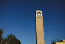 Büyük Saat Is A Historical Clock Tower In Adana And The Tallest Clock Tower In Turkey, Rising 32 M High.