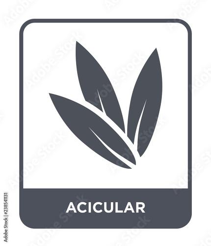 acicular icon vector Wallpaper Mural