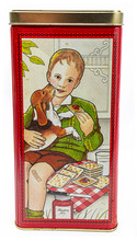 Vintage Box Of Cracker