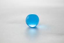 Blue Hydrogel Ball