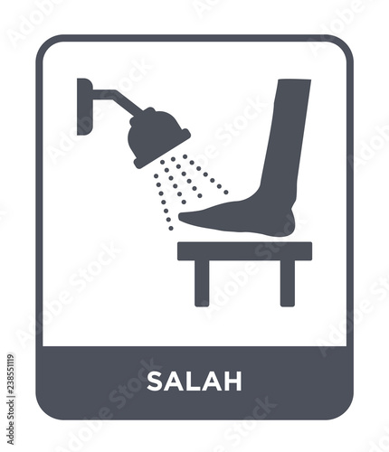 Photo  salah icon vector
