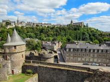 The Chateau De Fougeres: Medie...
