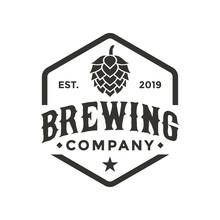 Brewing Company Logo Design In...