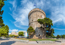 White Tower Of Thessaloniki, C...