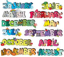 Months Written