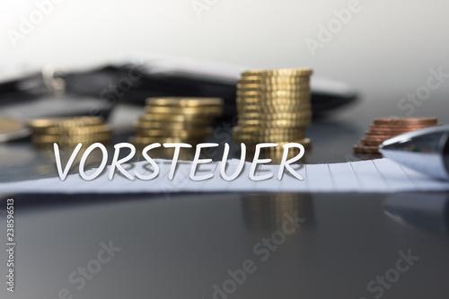 Photo Vorsteuer