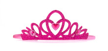 Crown Of A Princess Isolated On White Background