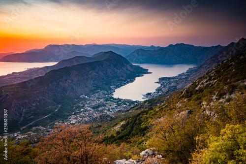 Fototapety, obrazy: Boka Kotorska