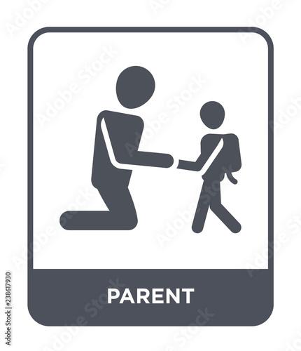Fotografie, Obraz  parent icon vector