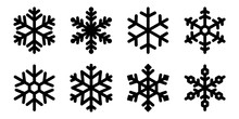 Snowflake Vector Christmas Icon Logo Snow Santa Claus Xmas Cartoon Character Illustration Symbol Graphic