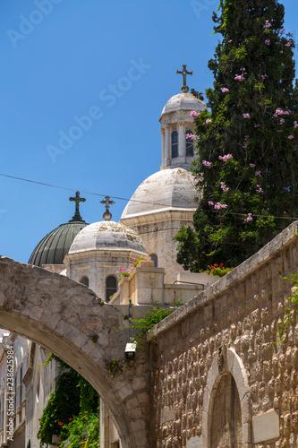 Photo The Chapel of the Flagellation, Jerusalem