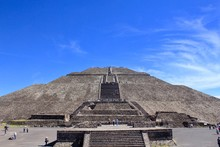 Teotihuacan Pyramids,Teotihuacan Mexico
