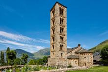 Spanish Romanesque. Sant Clime...