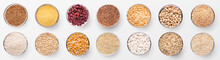 Collection Of Various Grains I...